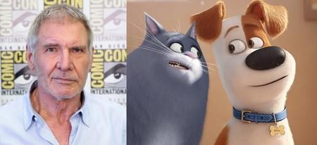 Harrison Ford ya tiene su primer papel en una película de animación