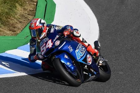 Mattia Pasini vuelve a la carga en Moto2 para hacerse con la pole en Phillip Island