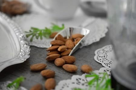 frutos secos en la dieta cetogenica