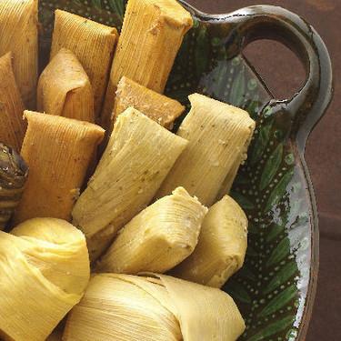 Siete tamales que puedes probar este Día de la Candelaria en México durante la Feria del Tamal