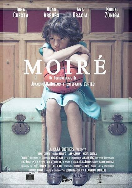 """El tabú de la transexualidad infantil en el cortometraje """"Moiré"""""""