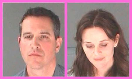 Reese Witherspoon, si la lías parda, pues te vas arrestada