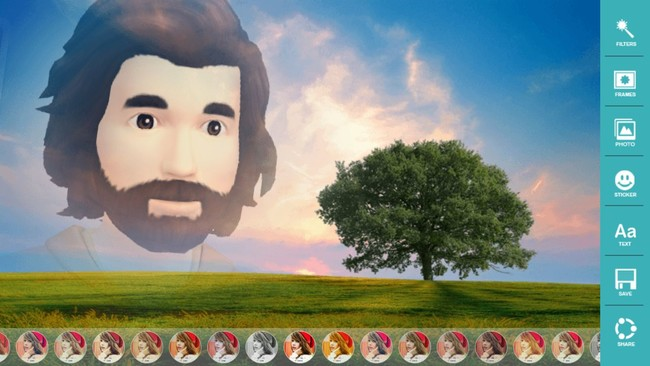 Ni filtros, ni editores: la última app fotográfica que triunfa son estos sencillos 'montajes 3D'