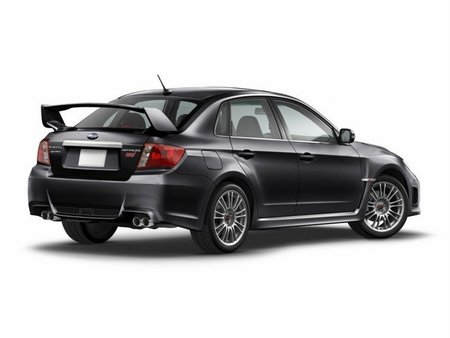 Subaru WRX STI Sedán