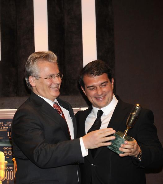 Foto de Premios  Micrófonos de Oro 2009 (9/11)