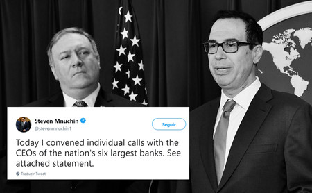 Por qué el gobierno estadounidense ha puesto nervioso a todo el mundo con este tuit