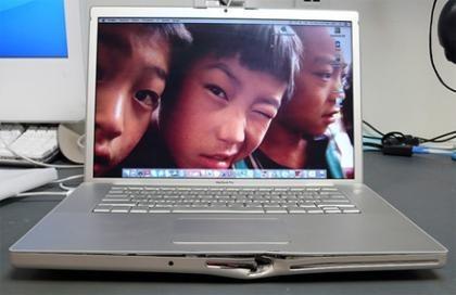 MacBook Pro a prueba de balas