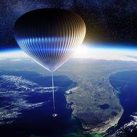 Space Perspective planea llevar turistas a la estratosfera, pero nada de cohetes, usarán globos