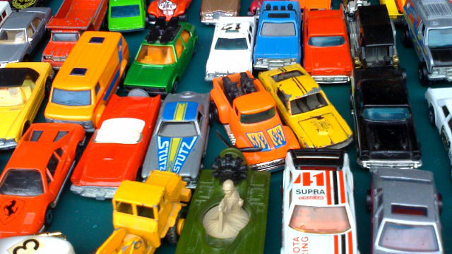 Matchbox used cars