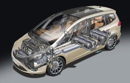 Opel Zafira Tourer ecoFLEX CNG