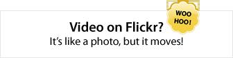 Nueva versión de Flickr Uploadr ya permite subir vídeos