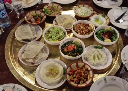 Gastronomia Jordania