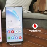 Samsung Galaxy Note 10, Note 10+ y Note 10+ 5G con Vodafone: precios y tarifas