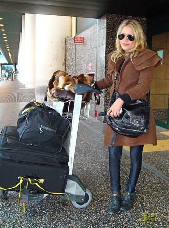 Mary-Kate Olsen, Gwyneth Paltrow y Rihanna: tres americanas en Milán