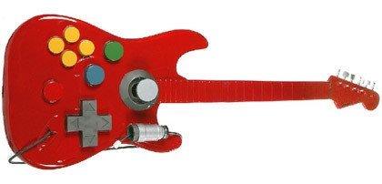 StratGame 64: una mezcla de guitarra y aires nintenderos