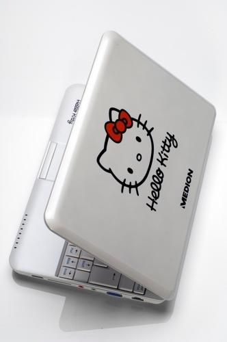 Medion Akoya Hello Kitty
