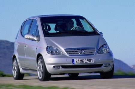 Mercedes Clase A 2004