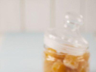 Gominolas de mango. Receta con y sin Thermomix