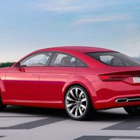 Que siempre no, el Audi TT de cuatro puertas no está entre los planes de la marca