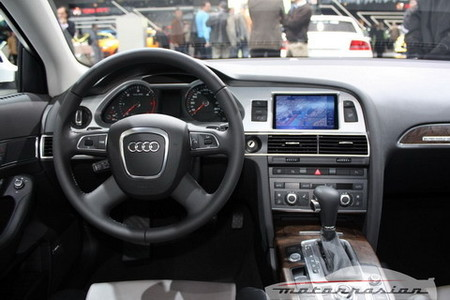 interior Audi Allroad