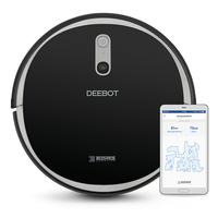 ECOVACS Home se renueva en iOS y Android: ahora es más fácil controlar los robots de limpieza y acceder al soporte técnico
