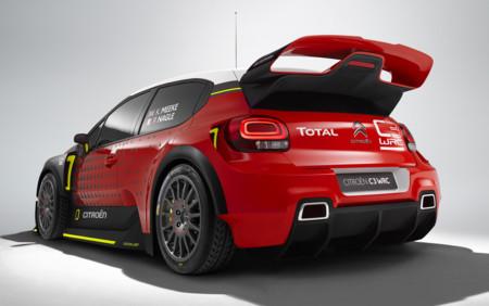 Citroën C3 WRC Concept, listo para París