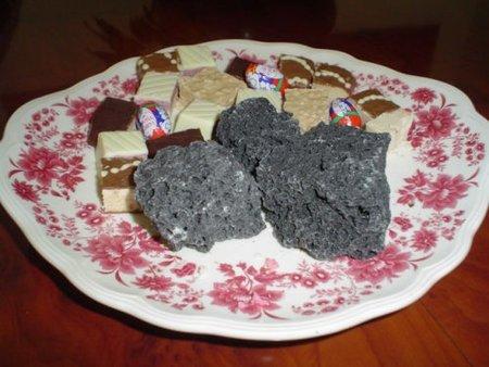 Cómo se hace el carbón dulce