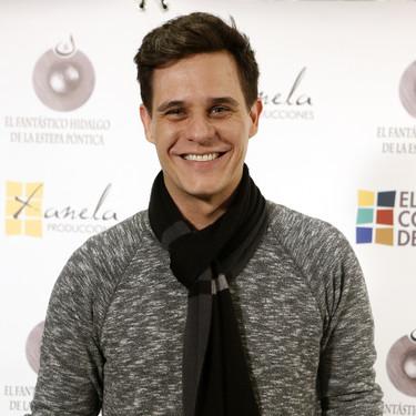 Christian Gálvez da la patada a la televisión y se lanza al mundo de la farándula en los escenarios