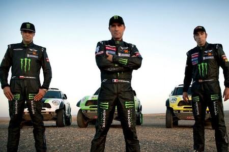 X-Raid nos muestra su equipo para el Dakar 2013 por capitulos