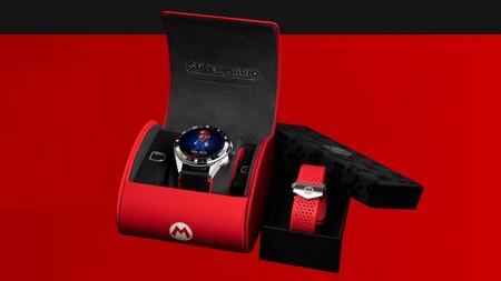 Tag Heuer Connected X Super Mario Smartwatch Lujo Edicion Limitada