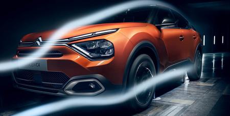 Citroën ë-C4, el nuevo coche eléctrico ahora viene con un original diseño de SUV compacto
