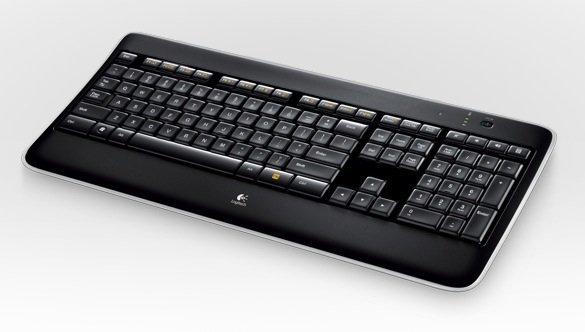 Logitech Keyboard K800