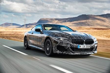 El BMW Serie 8 será un titán de 530 hp que ya se asoma en fotos espía