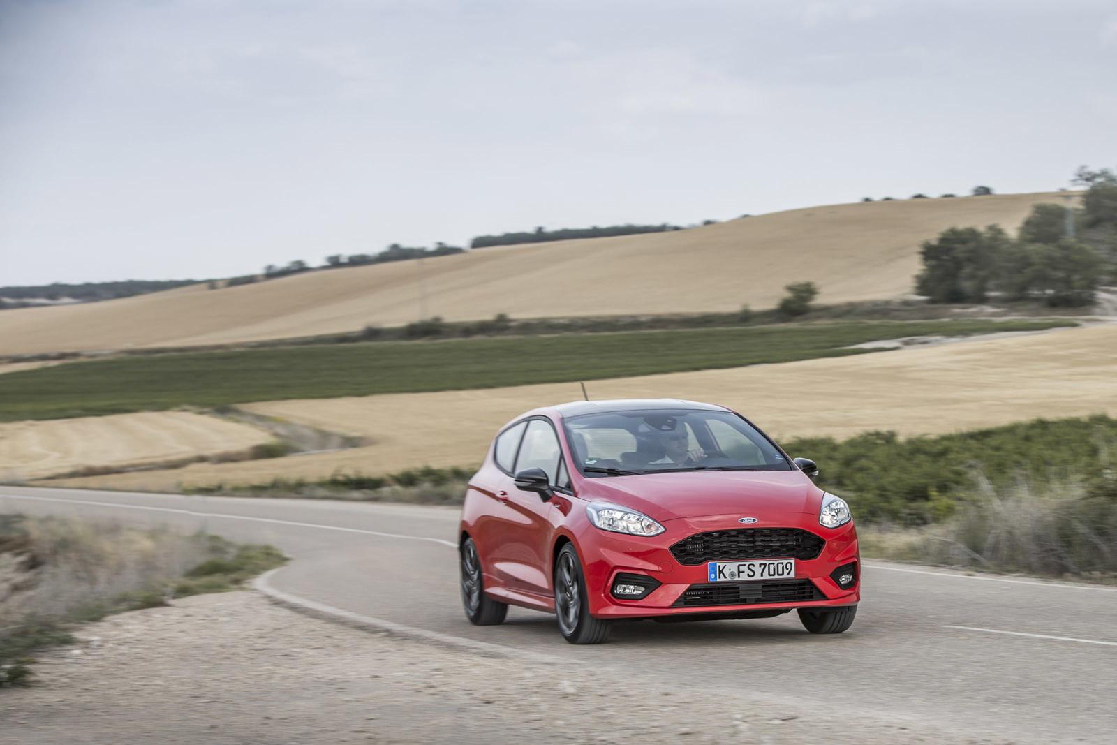 Foto de Ford Fiesta 2017, toma de contacto (24/192)