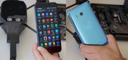 HTC Alexa: primeras impresiones del asistente de voz disponible para el HTC U11