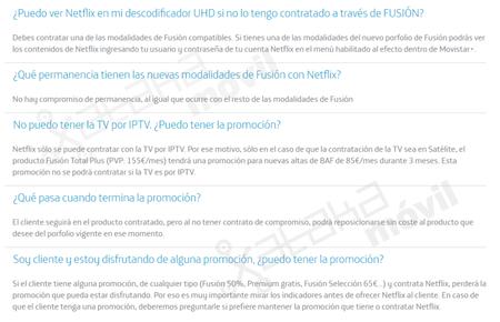 Condiciones Netflix Con Movistar