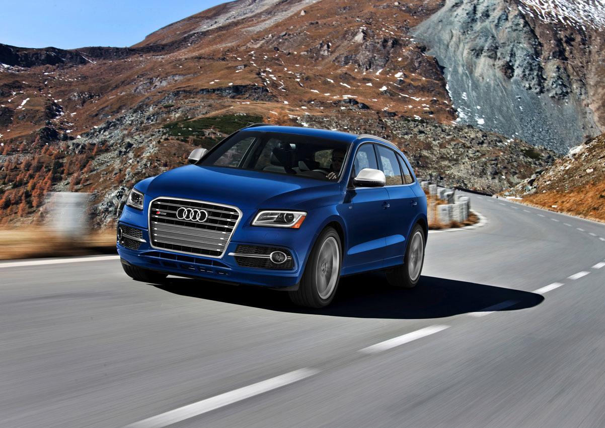 Foto de Audi SQ5 TFSI (8/12)