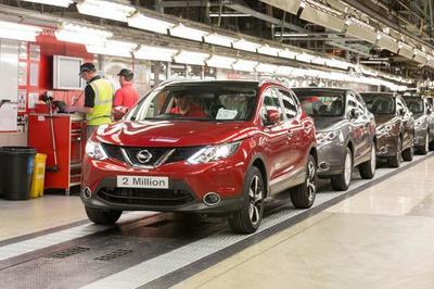Nissan Qashqai, dos millones de unidades tal vez no sean suficientes