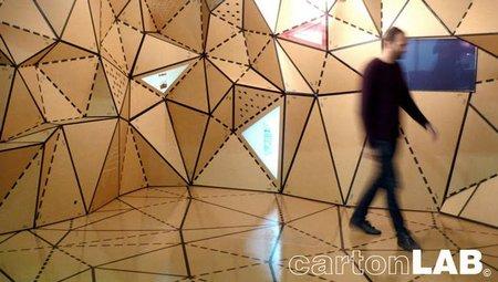 CartonLab, diseñando con cartón