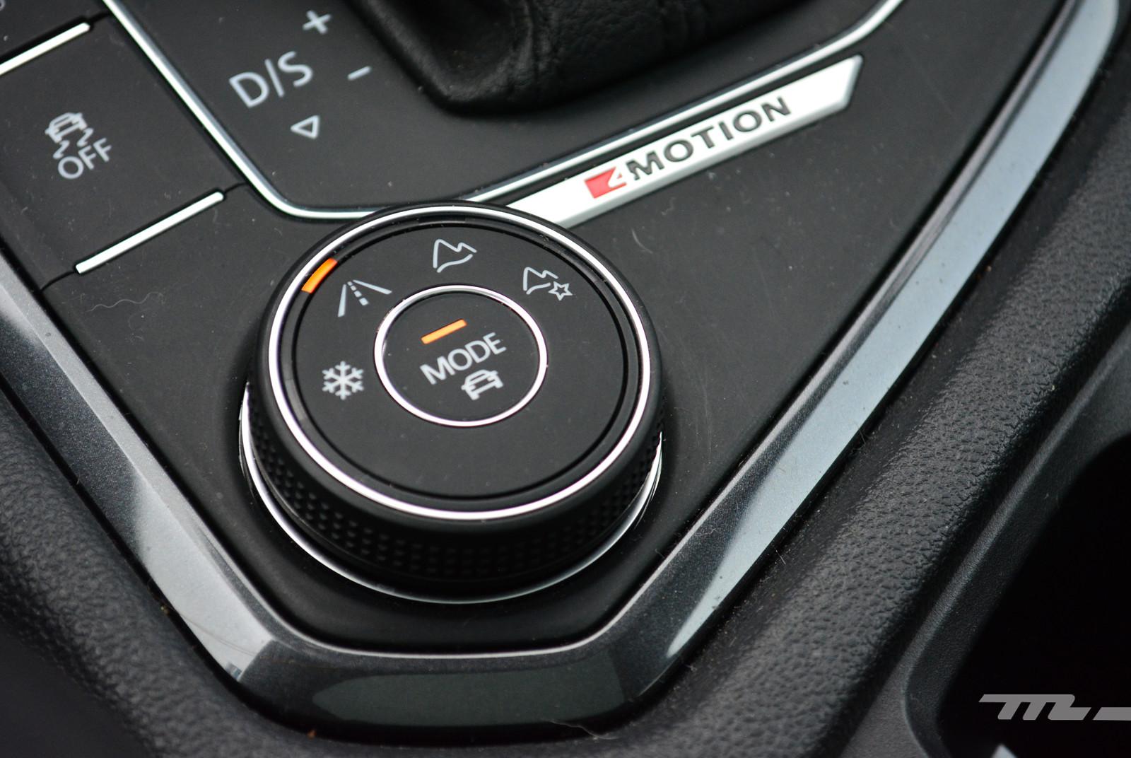 Foto de Volkswagen Tiguan 2.0 TSI (prueba) (16/23)