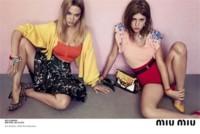 Miu Miu sigue retro con Léa Seydoux y Adèle Exarchopoulos