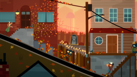 Night in the Woods, un interesante juego independiente disponible para macOS