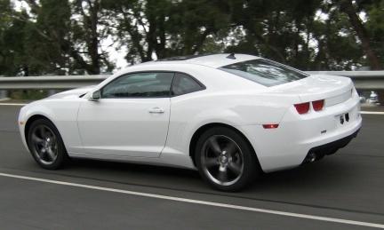 Chevrolet Camaro, nueva imagen a alta resolución