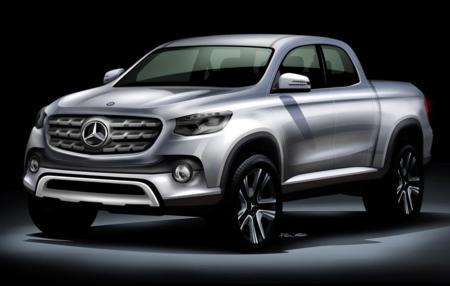 Mercedes tendrá una pick-up y ojalá se parezca a esta