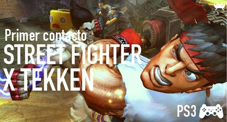 'Street Fighter x Tekken' para PS3: primer contacto