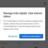Chrome para Android mejora el ahorro de datos con la carga diferida