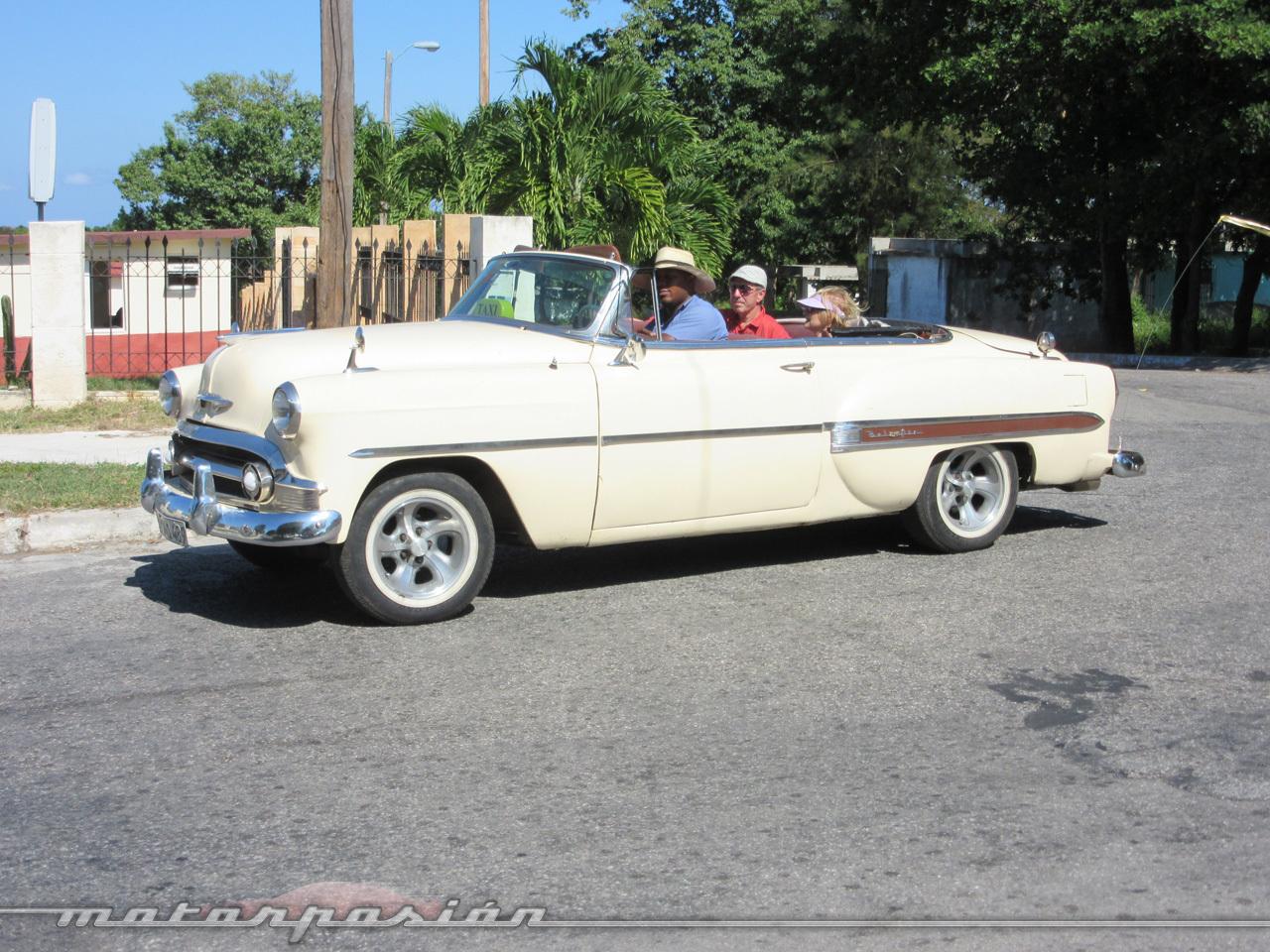 Foto de Reportaje Coches en Cuba (37/58)