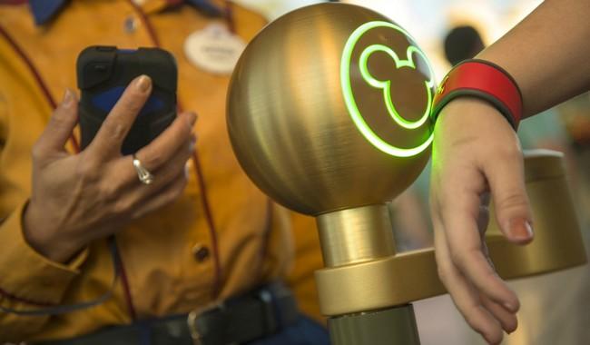 Disney Magicbands Park Ticket