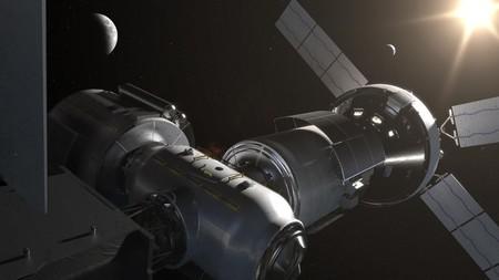 Así será en más detalle la primera estación espacial que orbite la Luna