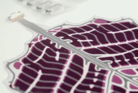 Este árbol impreso en 3D es capaz de recargar tu smartphone con energía solar